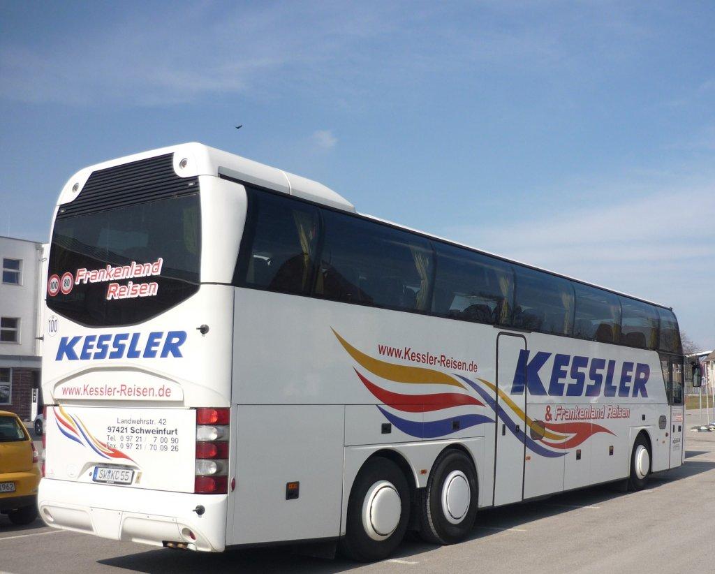 Kesslers Reisen