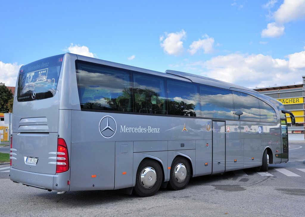 Viseon c13 in berlin busse for Mercedes benz deutschland