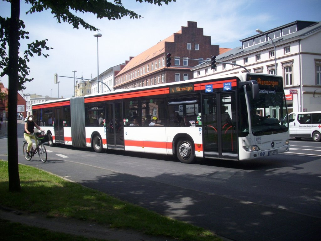 mercedes citaro ii der stadtwerke stralsund in stralsund busse. Black Bedroom Furniture Sets. Home Design Ideas