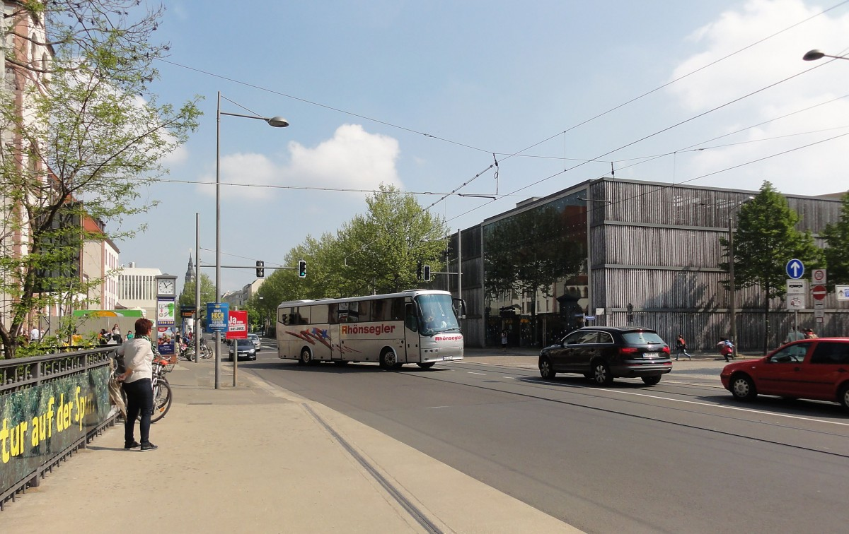 bova reisebus von rh nsegler reisen ende april 2014 in leipzig beim zoo gesehen busse welt. Black Bedroom Furniture Sets. Home Design Ideas