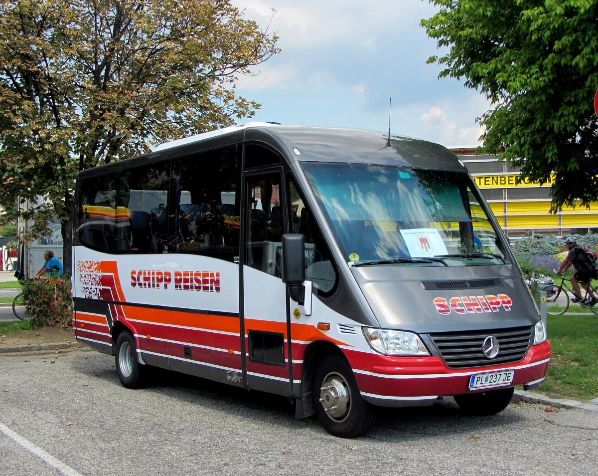 Kleinbus mercedes benz von schipp busreisen aus for Mercedes benz in atlanta