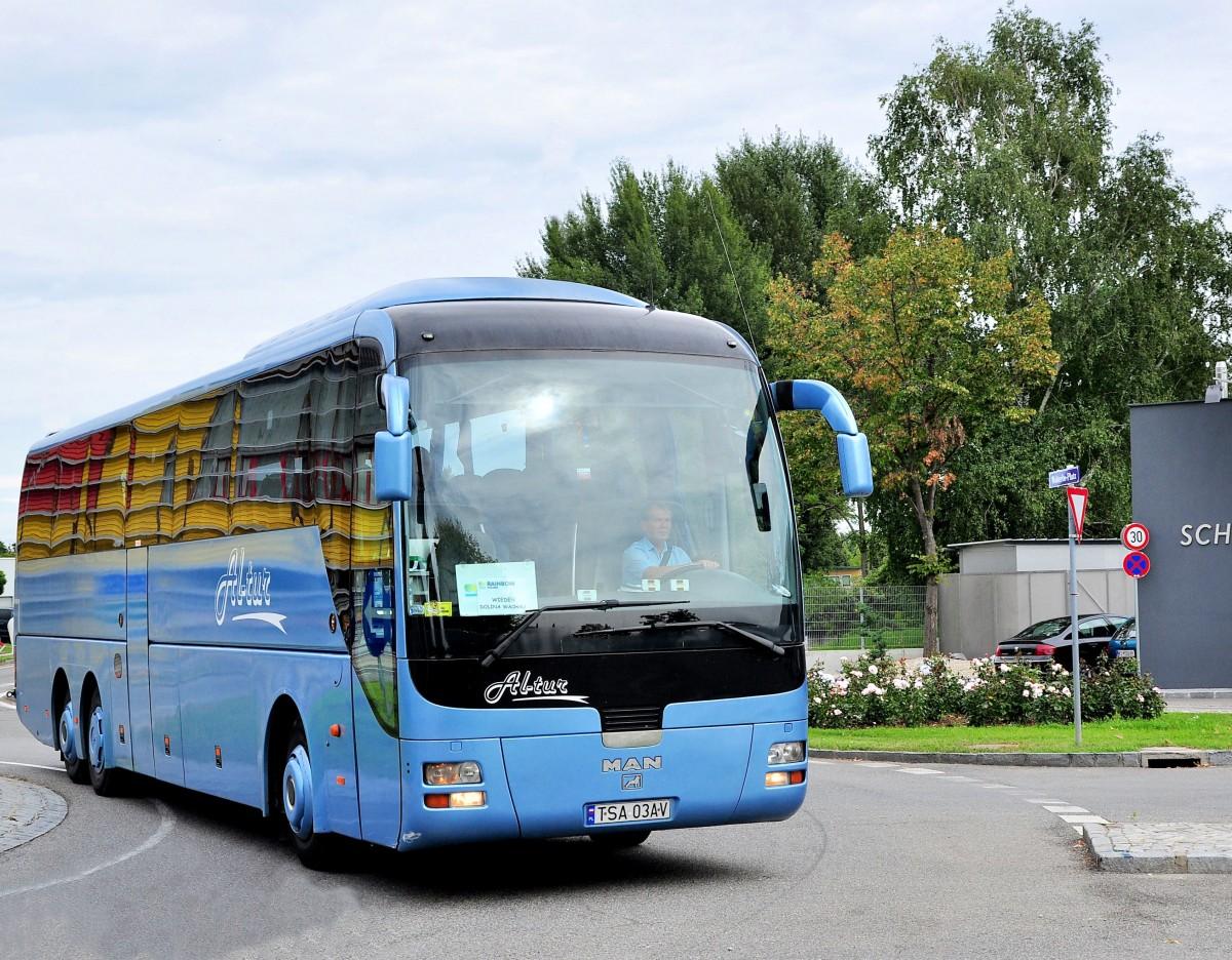 Reisebus Nach Polen