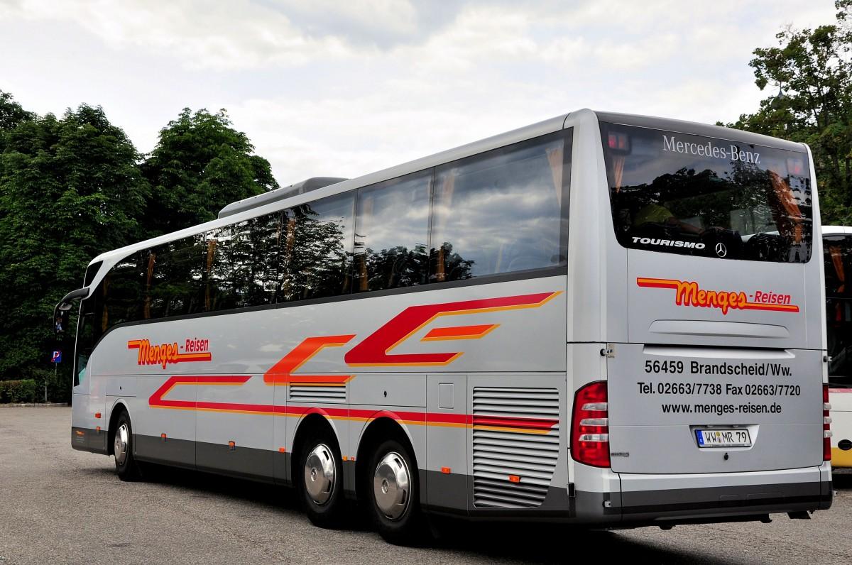 Mercedes benz tourismo von menges reisen aus deutschland for Mercedes benz deutschland