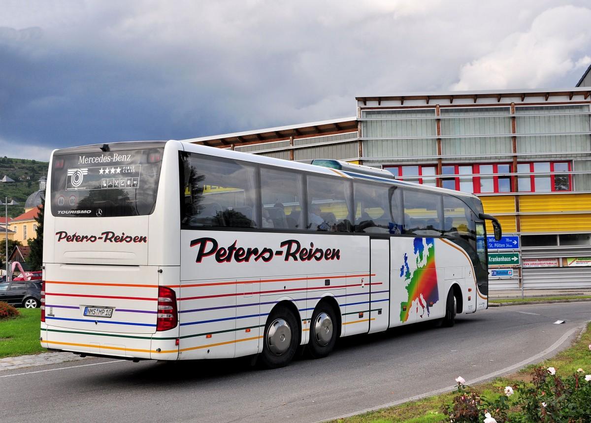 Mercedes benz tourismo von peters reisen aus deutschland for Mercedes benz deutschland