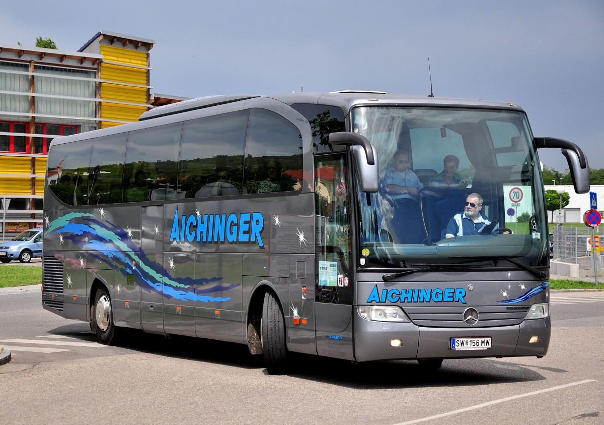 Mercedes benz travego von aichinger reisen aus sterreich for Mercedes benz austria