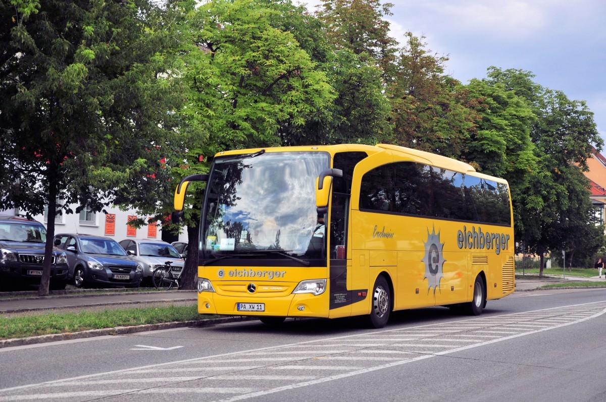 Mercedes benz travego von eichberger aus deutschland am 12 for Mercedes benz deutschland
