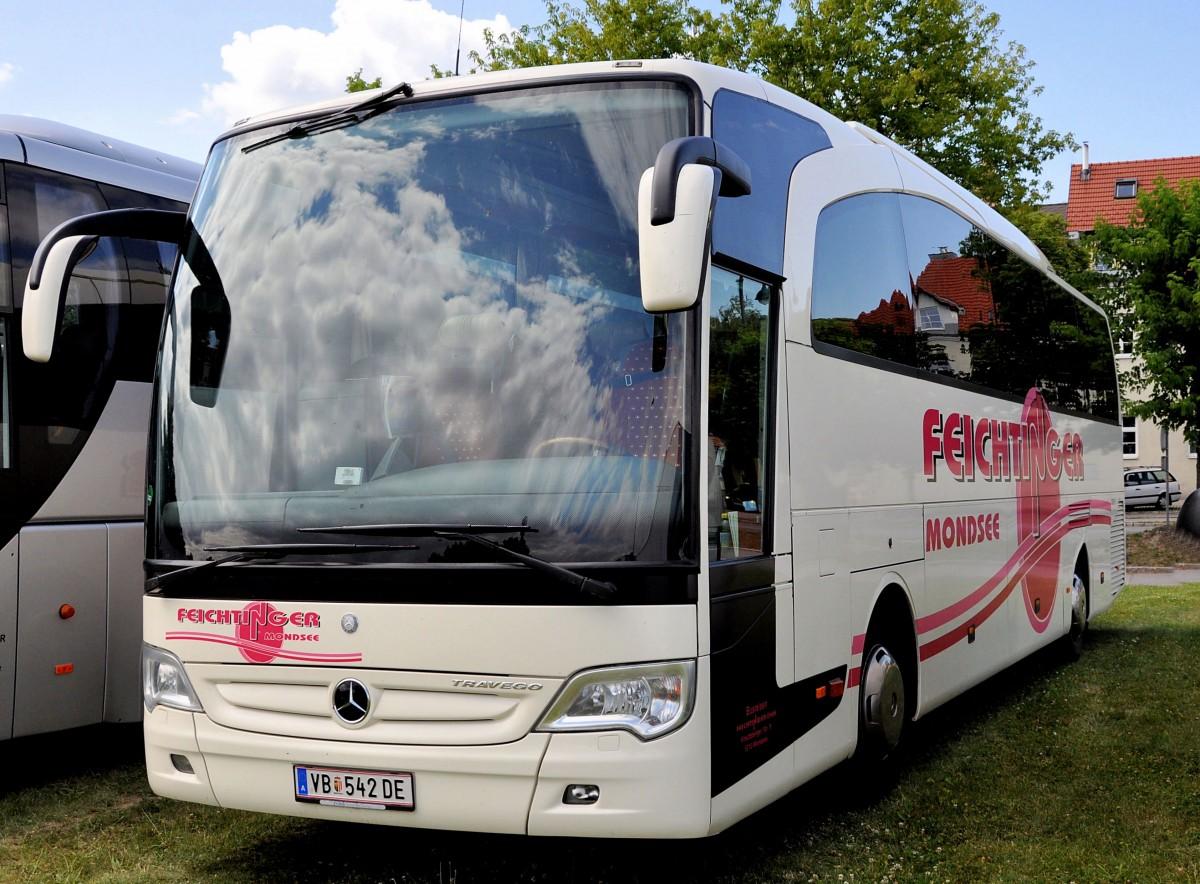 Mercedes travego vom reisering hamburg aus deutschland in for Benz hamburg