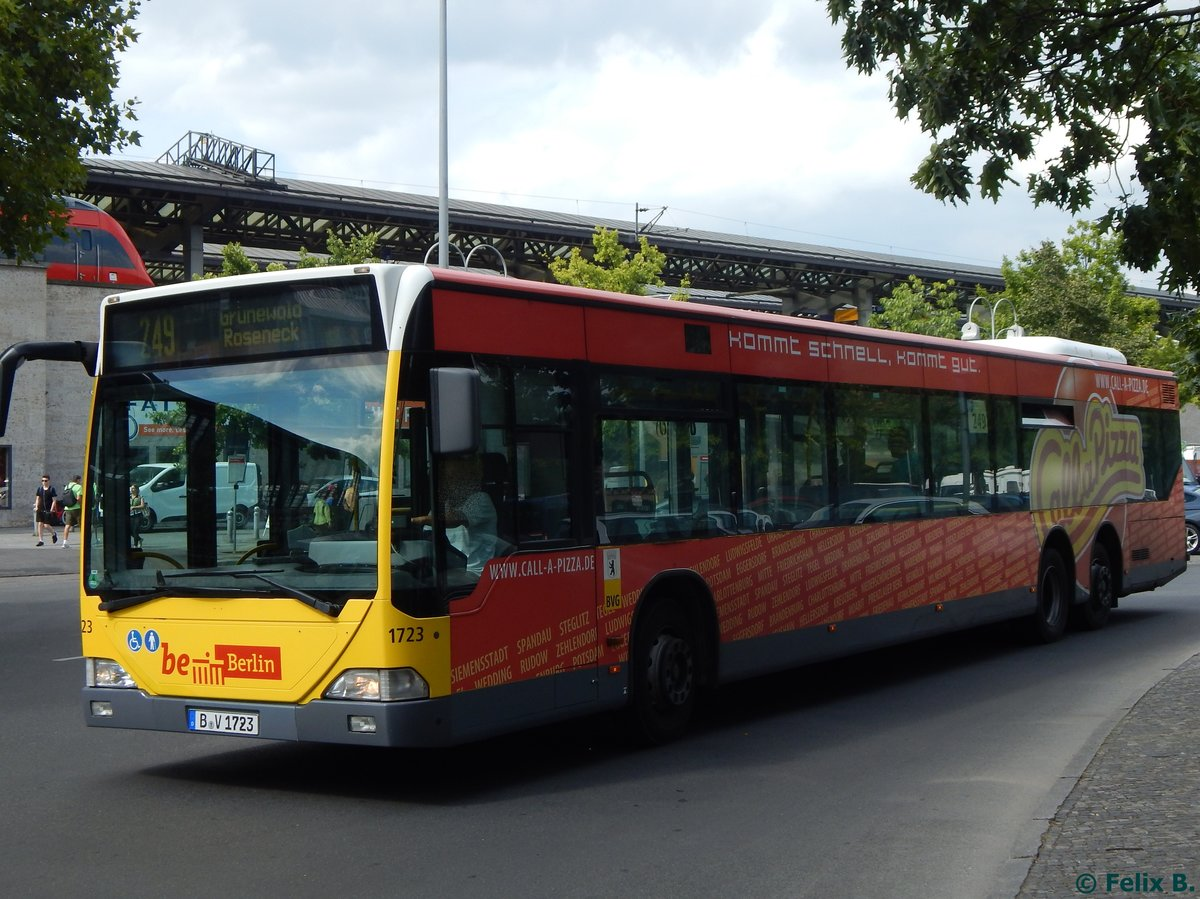 Mercedes Citaro I der BVG in Berlin.