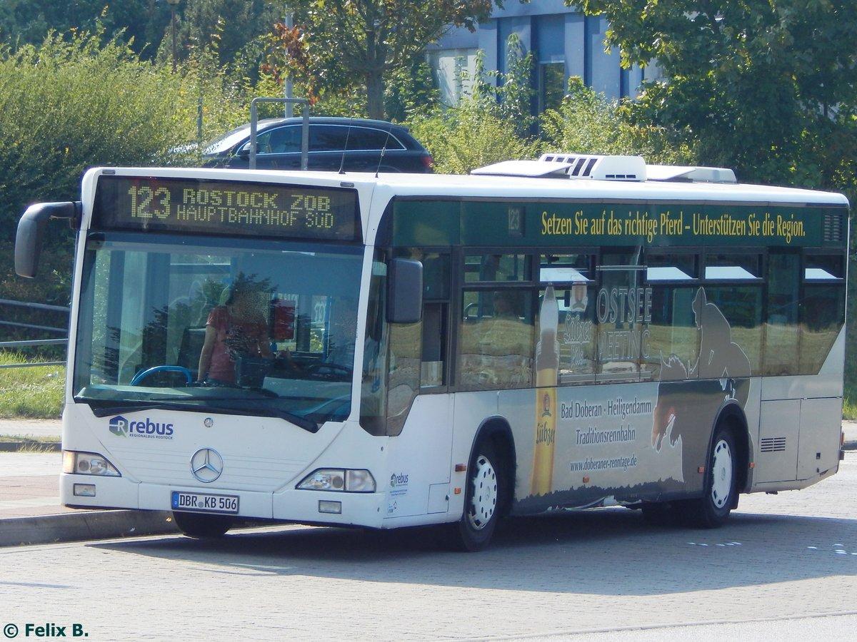 mercedes citaro i von regionalbus rostock in rostock busse. Black Bedroom Furniture Sets. Home Design Ideas