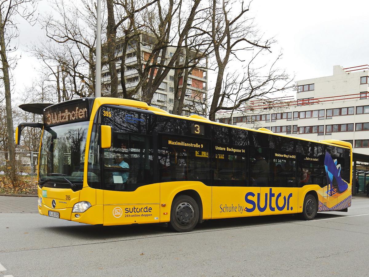 Regensburg Verkehrsbetriebe