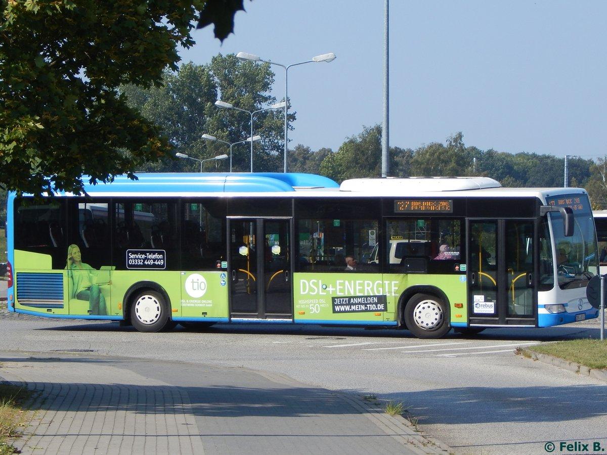 mercedes citaro ii von regionalbus rostock in rostock busse. Black Bedroom Furniture Sets. Home Design Ideas