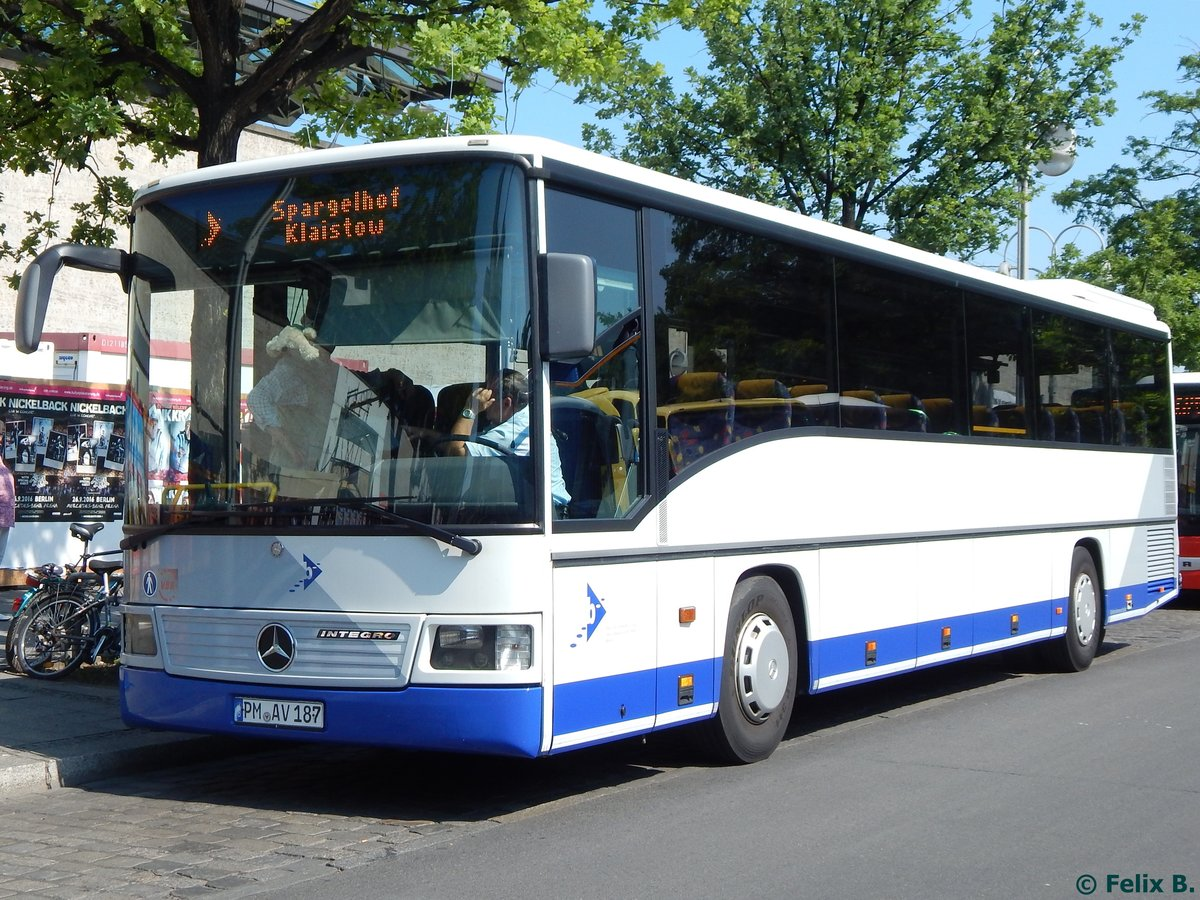 Mercedes Integro von Havelbus in Berlin.