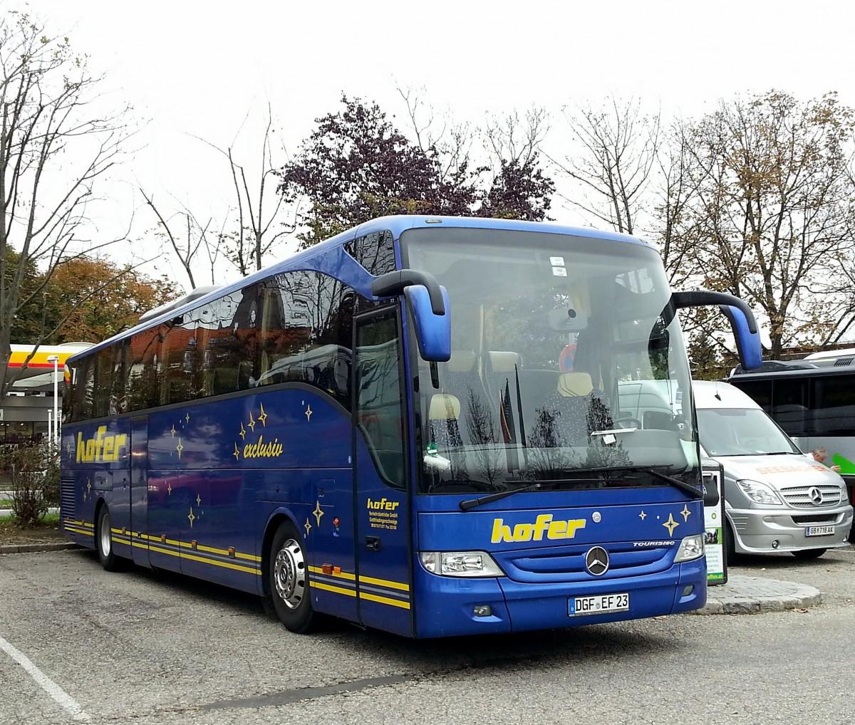Hofer-Reisen