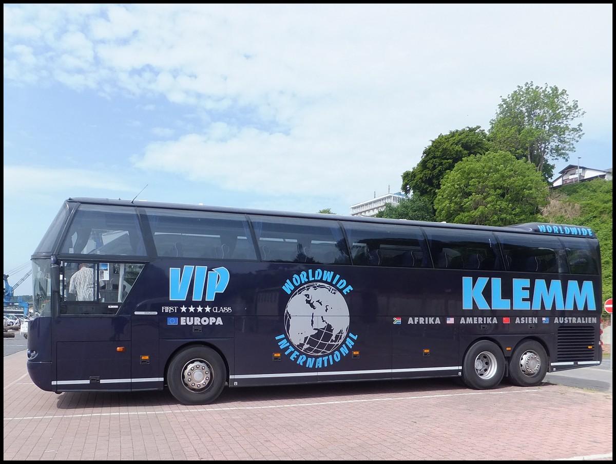 Neoplan Cityliner Aus Italien Im September 2013 In Krems