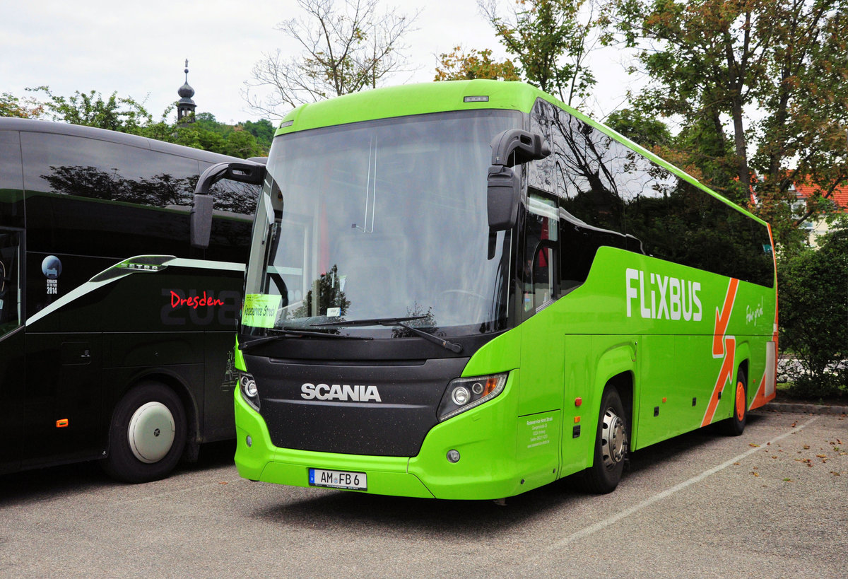 Flixbus Amberg