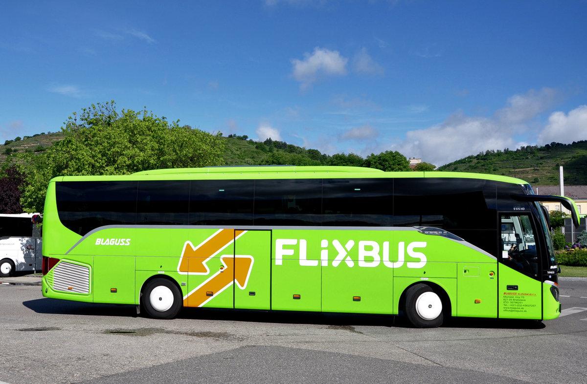 Flixbus Slowenien