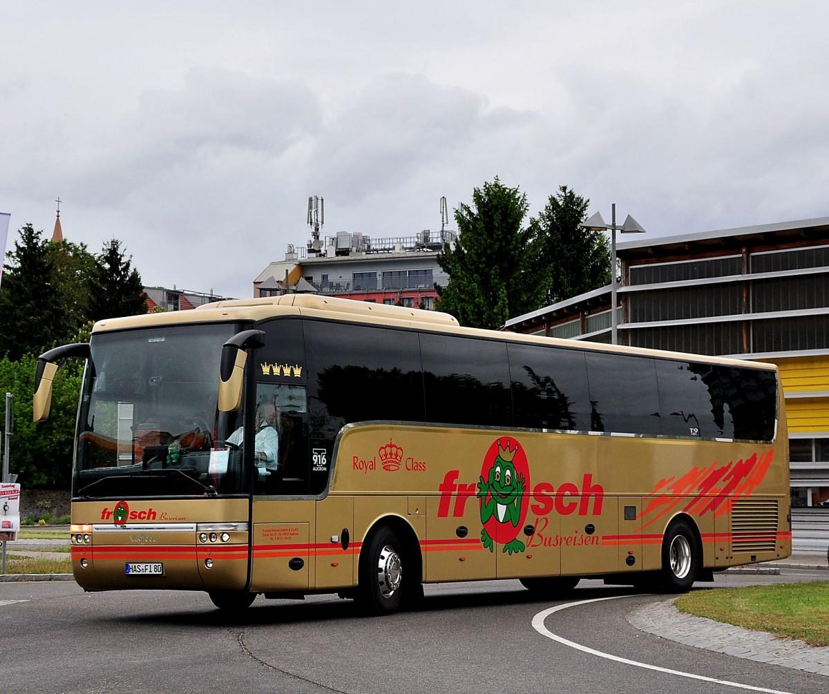 frosch reisen haßfurt