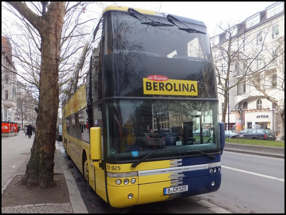 van hool td925 von berolina in berlin busse. Black Bedroom Furniture Sets. Home Design Ideas