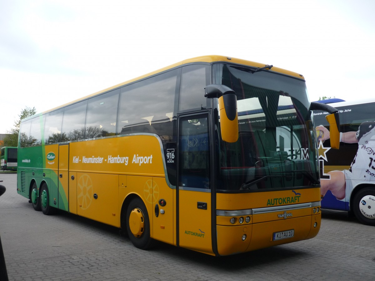 vanhool 916 t acron kielius bus der autokraft kiel in kiel wellsee busse. Black Bedroom Furniture Sets. Home Design Ideas