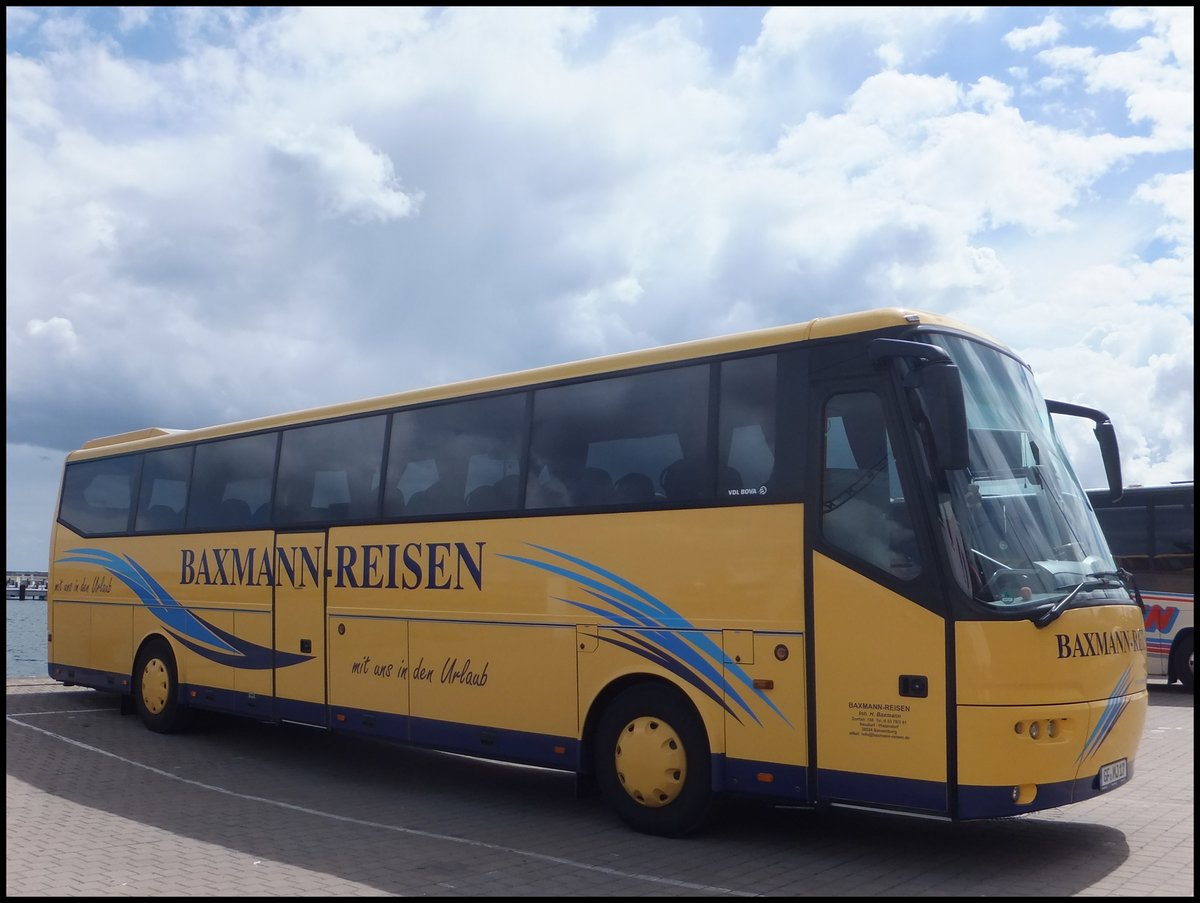 Baxmann Reisen