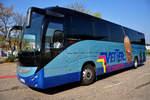 iveco-irisbus-magelys/587441/irisbus-magelys-pro-von-der-vetter Irisbus Magelys Pro von der Vetter Touristik aus der BRD in Krems.