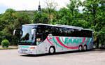 Setra 400er-Serie/532783/setra-416-gt-hd-von-emmel-reisen Setra 416 GT-HD von Emmel Reisen aus der BRD in Krems.