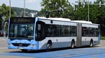 Mercedes-Benz O 530 G2 Citaro II der RAB DB Nr.119 am Ehinger Tor in Ulm am08.07.2016.