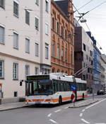 Volvo 7000/601868/kennzeichen-l-3205b-abustyp-volvo-o-busort-linzdonauland Kennzeichen: L-3205B (A) Bustyp: Volvo O-Bus Ort: Linz/Donau Land: Österreich Datum: 16.07.2017  O-Bus der Linz-Linien unterwegs auf der Linie 45 zum Hauptbahnhof.