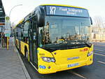Scania Citywide der BVG in Berlin am 07.